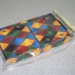 OW1-SML-RICH 25 CD CASES STORAGE BOX 24PCS/CS