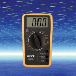 3 1/2 Digital Multimeter, Economy Model, VC830L