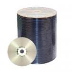 Taiyo Yuden DVD-R, 16X, Silver Inkjet Print,1DVD-R47SPYSB16,100 pcs
