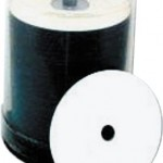 Taiyo Yuden DVD-R,8X, White Thermo Everest Printable, DVD-R47WPT600SK