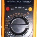 Digital Multimeter w/capacitance &Temperature, RA70C