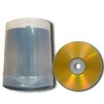 Taiyo Yuden/JVC 52x Gold 74min/650mb CDR in Cake Box - 100pk , CDR74ZY100SB-ZM