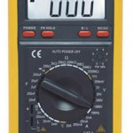 Digital Multimeter w/capacitance Test VC890
