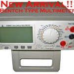 Bench Type Digital Multimeter VC8045