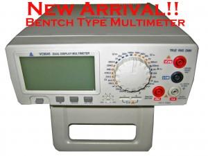 Bench Type Digital Multimeter VC8045