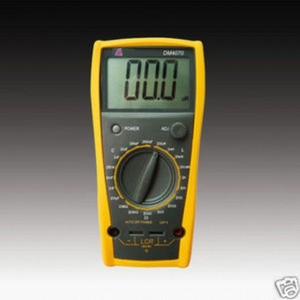 3 1/2 Digital Multimeter, Dm4070