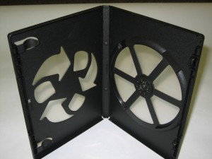 All Single DVD Case Products: PSD12ECO