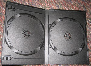 All Types of DOUBLE DVD CASES