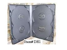 All QUAD (Multi-4) DVD CASES