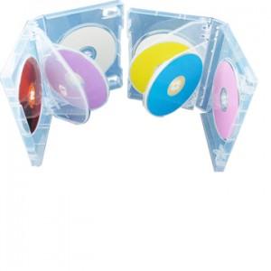 All MULTI-5 DVD CASES