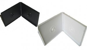 All DOUBLE CD/DVD POLY CASE PRODUCTS