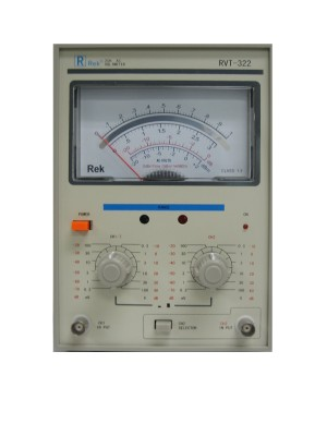 Two Channel Millivoltmeter RVT322