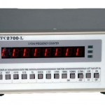 Multifunction Counter (10Hz¡«2700MHz) TFC2700L