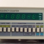 High Protection Frequency Counter LDB TFC1000L