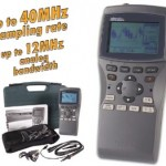 VELLEMAN HPS40 Hand held Oscilloscope with PC interface