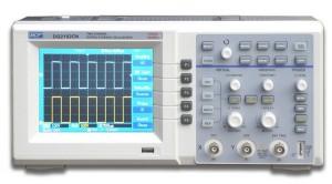 1 LDB DQ2025CN 25MHz Digital Storage Oscilloscope w/LCD