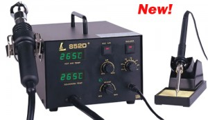 Soldering and Hot Air Station 852Dplus