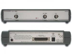 PCS500AU VELLEMAN 50 MHZ DIGITAL STORAGE OSCILLOSCOPE FOR PC