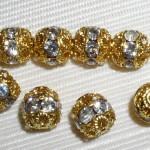 All types of Rhinestone Beads